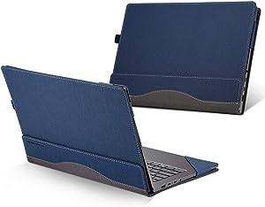 Lenovo Yoga 920/910 Case Protective Laptop Case Cover Sleeve Folio for Lenovo Yoga 6 Pro/Yoga 5 Pro 13.9 Inch Blue