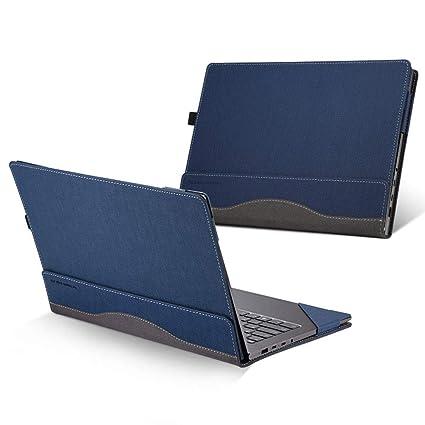 Lenovo Yoga 920/910 funda protectora caso de la cubierta del ordenador portátil funda para Lenovo Yoga 6 Pro / Yoga 5 Pro 13.9 pulgadas Blue