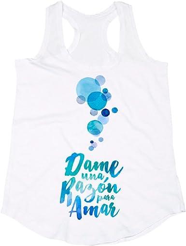 onstage 707-9139-M-Blanco - Camiseta Tirantes Mujer David ...