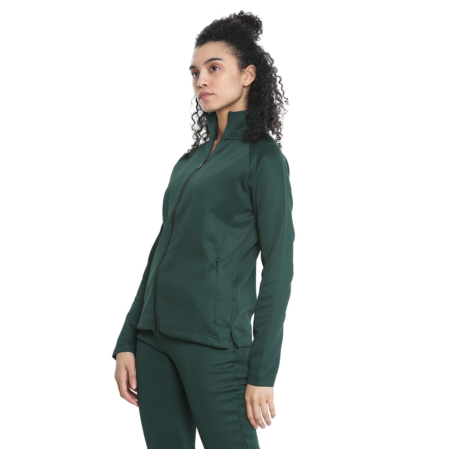 6e6927418a0 CHKOKKO Trendy Women Track Suit Set Gym Sports Tracksuit Combo of Track  Pant Zipper Jacket: Amazon.in: Clothing & Accessories