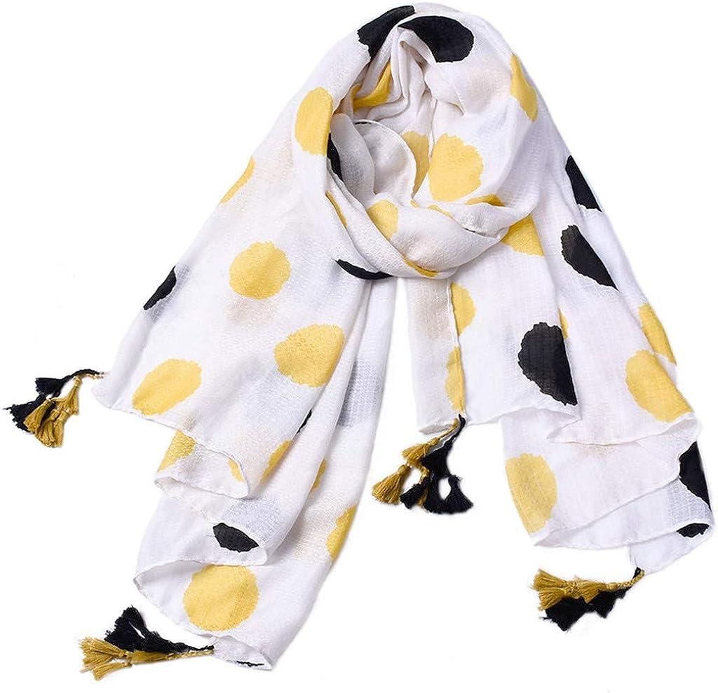Jonecal Women Winter Leopard print Long Wrap Shawl Scarf Scarves Stole Cape Scarf