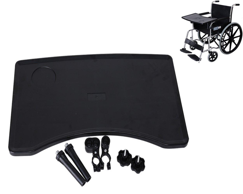 MEYLEE Abnehmbarer Rollstuhl-Behälter, ABS-Plastikrollstuhl-Schoß-Behälter Hauptstühle Für Rollstühle Und Hauptstühle ABS-Plastikrollstuhl-Schoß-Behälter 14b88d