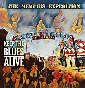 KEEP THE BLUES ALIVE / SONG OF DESIRE