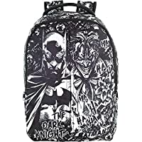 Mochila Batman T4-9074 - Artigo Escolar Batman, Preto