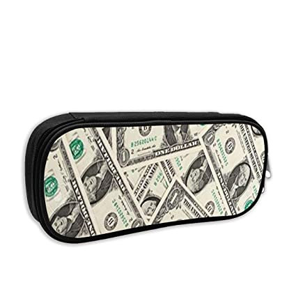 Amazon Com Dollar Bill Model Pencil Pen Case Bag Stationery Pouch