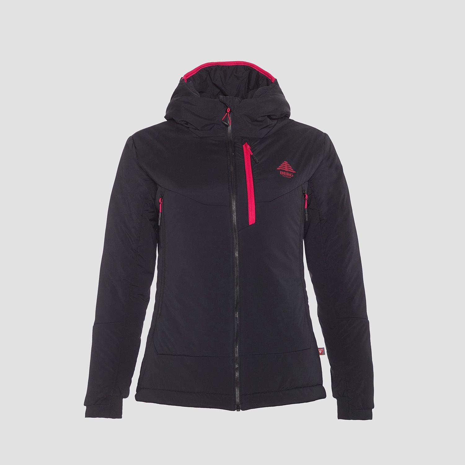 Giacca Isolante Donna Berg Outdoor Caramulo