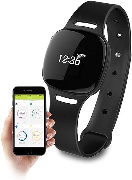 Health o meter nuyu Wireless Activity tracker Accessory Band Plum