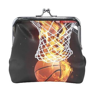 Amazon.com: LALATOP - Monedero de baloncesto para mujer ...