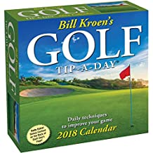 Bill Kroen's Golf Tip-a-Day 2018 Day-to-Day Calendar