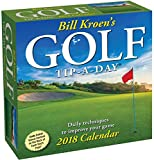 Bill Kroen s Golf Tip-a-Day 2018 Day-to-Day Calendar