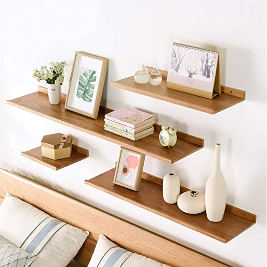 Wall Shelf Zwj Estantes Flotantes De Pared Estante De