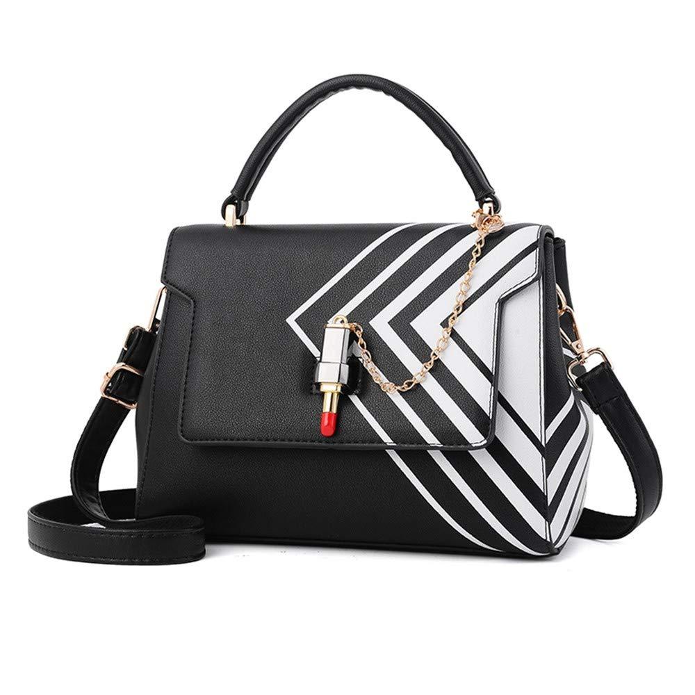 1dd2c0e64dc8 Amazon.com : XLMLJYX Handbags Women Bags Designer Messenger Bag ...