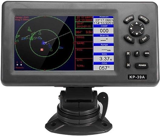 Navegador GPS Pantalla LCD Plotter con transpondedor AIS Clase B para embarcación marina de 7 pulgadas: Amazon.es: Coche y moto