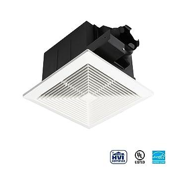 Delicieux Ultra Quiet Ventilation Fan Bathroom Exhaust Fan (75,110CFM/1.0Sone)