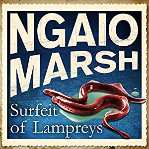 Surfeit of Lampreys Audiobook