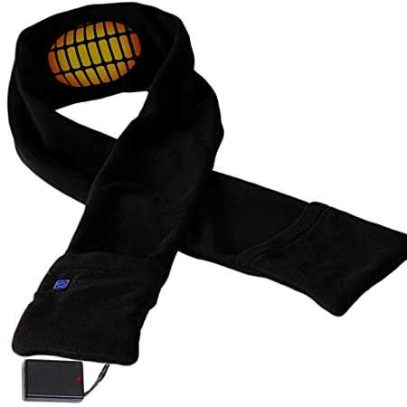 Review Heated Scarf Battery Operated