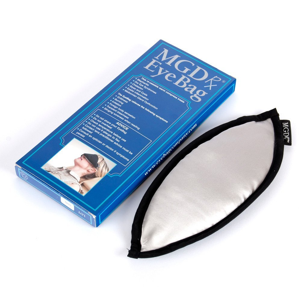 MGDRx EyeBag Masque oculaire pour bl/épharite