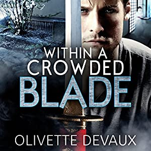 Within a Crowded Blade Audiobook
