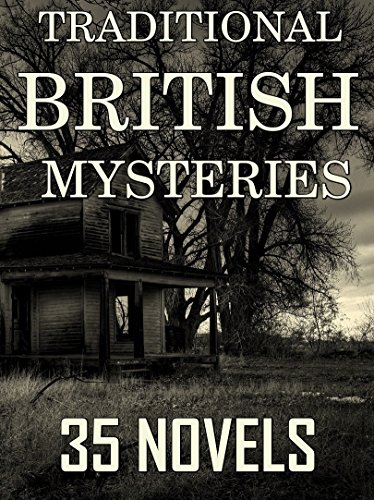 british authors mystery - 6