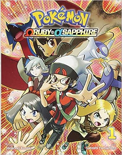 1ca068889ebb Pokemon Omega Ruby Alpha Sapphire Volume 1  Amazon.co.uk  Hidenori ...