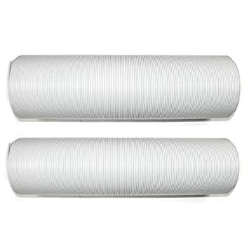air conditioning exhaust hose. whynter arc-eh-1113-set v1 intake and exhaust hose set for portable air conditioning