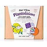 Plant-n-Grow Plantalicious Kids Grow Your Own Edible Garden Kit