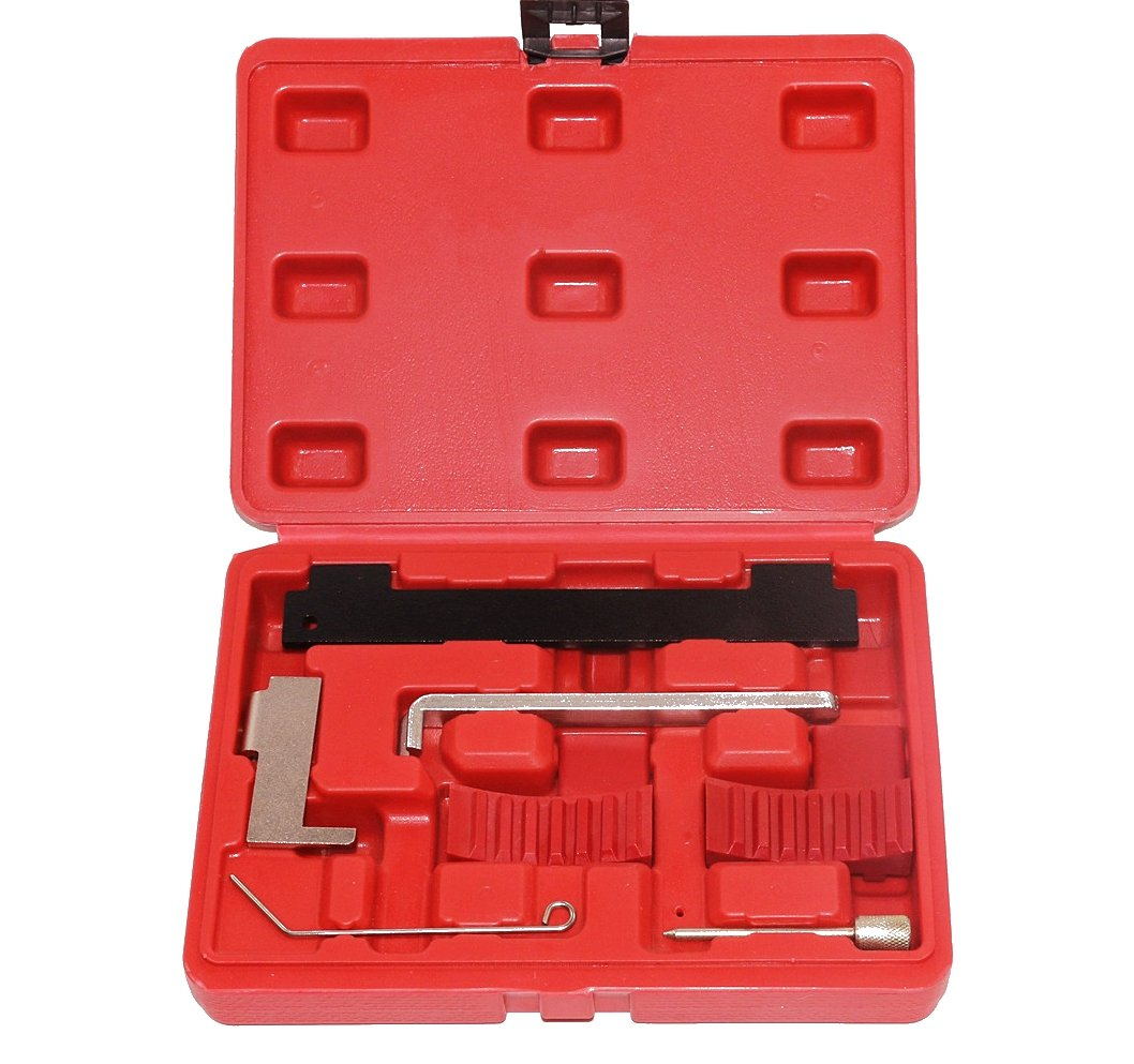 Best Q Engine Timing Locking Tool Kit Set 7PC for Chevrolet: Aveo 1.4 1.6 16V by Best Q (Image #2)