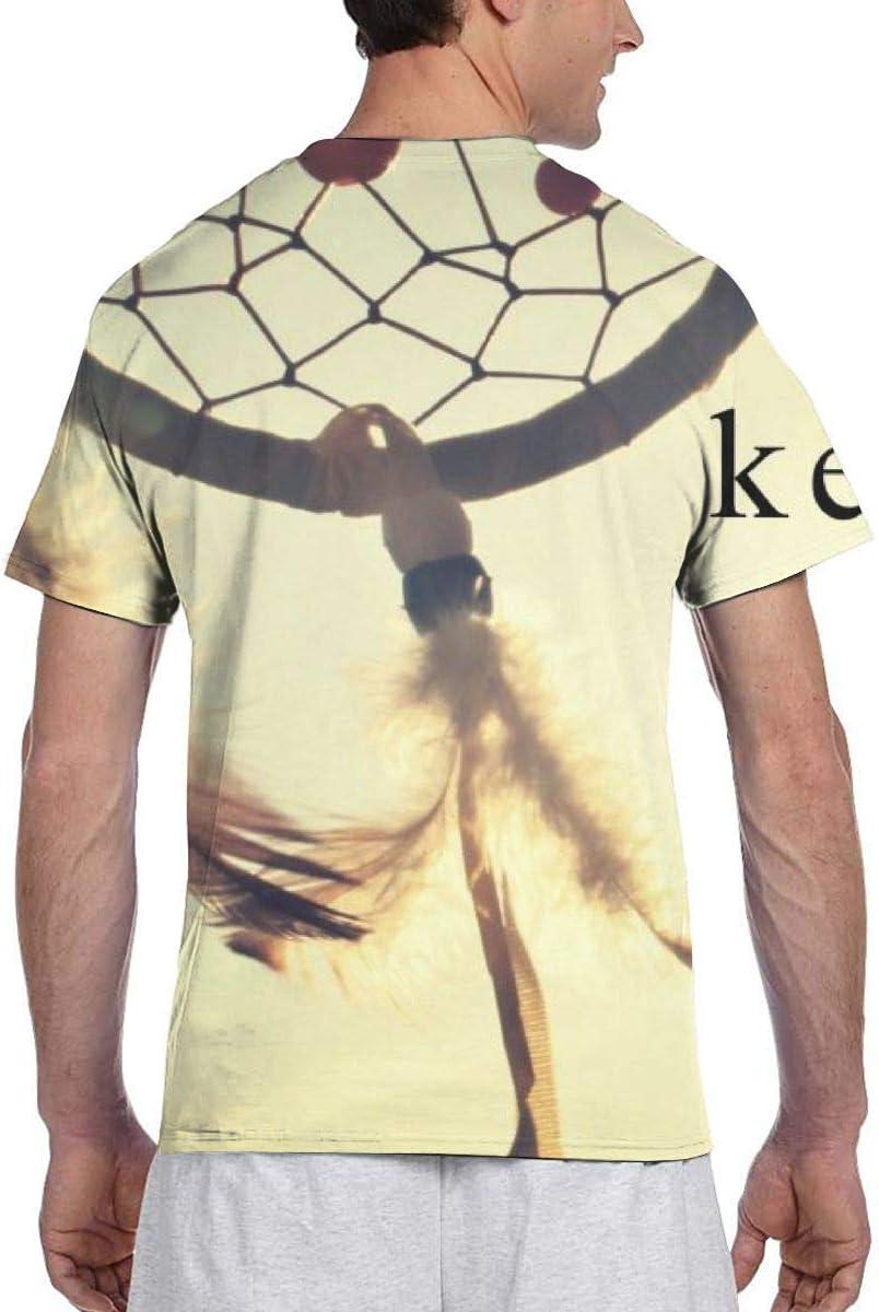 Jon Sepulveda Camiseta de Manga Corta para Hombre Keep Your Dreams ...