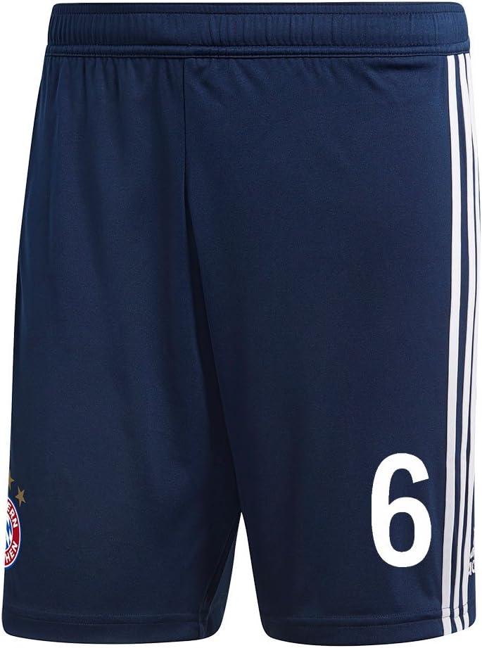 adidas FC Bayern Múnich Pantalón Home Pantalones Cortos De Fútbol ...