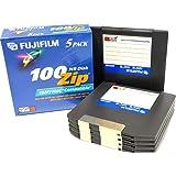 Fuji FUJIFILM 100MB Zip Disk 5-Pack