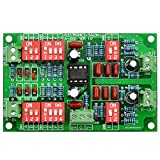 Electronics-Salon Stereo Phono RIAA Preamplifier Module Board, Preamp, MD-A310.