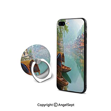 Amazon.com: Protective Case for iPhone 8/iPhone 7 with Ring ...
