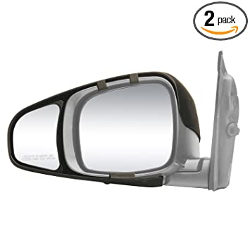 IPCW CMR-85AST Black Sportage Style Manual Side Mirrors for 85-05 Astro//Safari