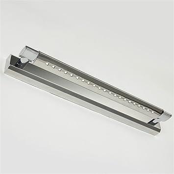 Spiegelscheinwerfer, LED Spiegelleuchten Aus Edelstahl,  Spiegelschrankleuchten, Eine Box, Wandleuchten Für Badezimmer