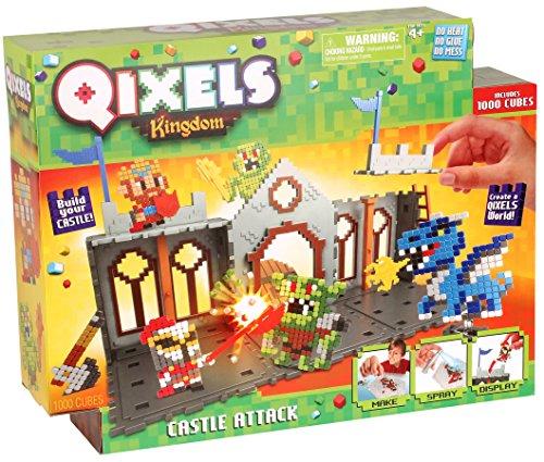 Kingdom Kit (Qixels S3 Kingdom Castle)