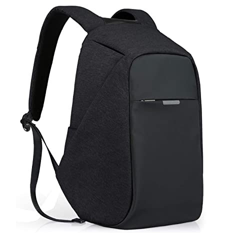 bac95f265cea Theft Proof Backpack, Anti-Theft Travel Backpack, Hidden Zipper Bag with  USB Charging
