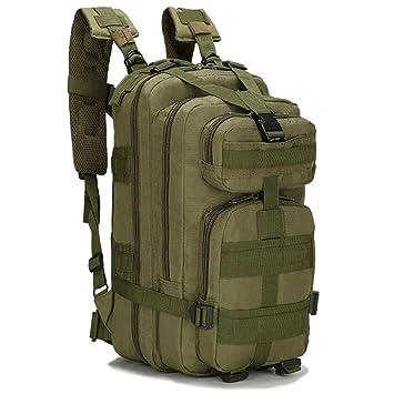 Men Outdoor Military Rucksacks Tactical Backpack Camping Hiking Trekking Bag Uk