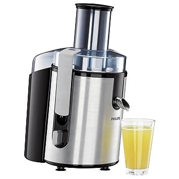 Philips Hr1861 Whole Fruit Juicer Aluminium Amazon Co Uk Kitchen