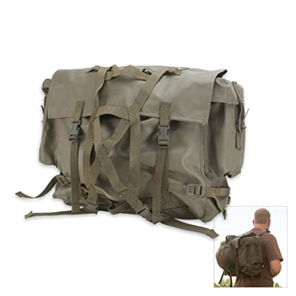 a0e8b89f90 Image Unavailable. Image not available for. Color  Swiss M90 Used Rubber  Rucksack
