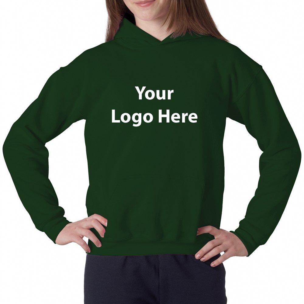 Gildan Youth Sweatshirt - 144 Quantity - $20.25 Each - BRANDED/YOURLOGO/CUSTOMIZED