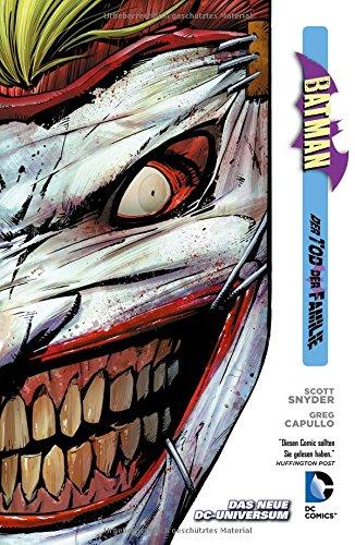 Batman: Bd. 3: Der Tod der Familie