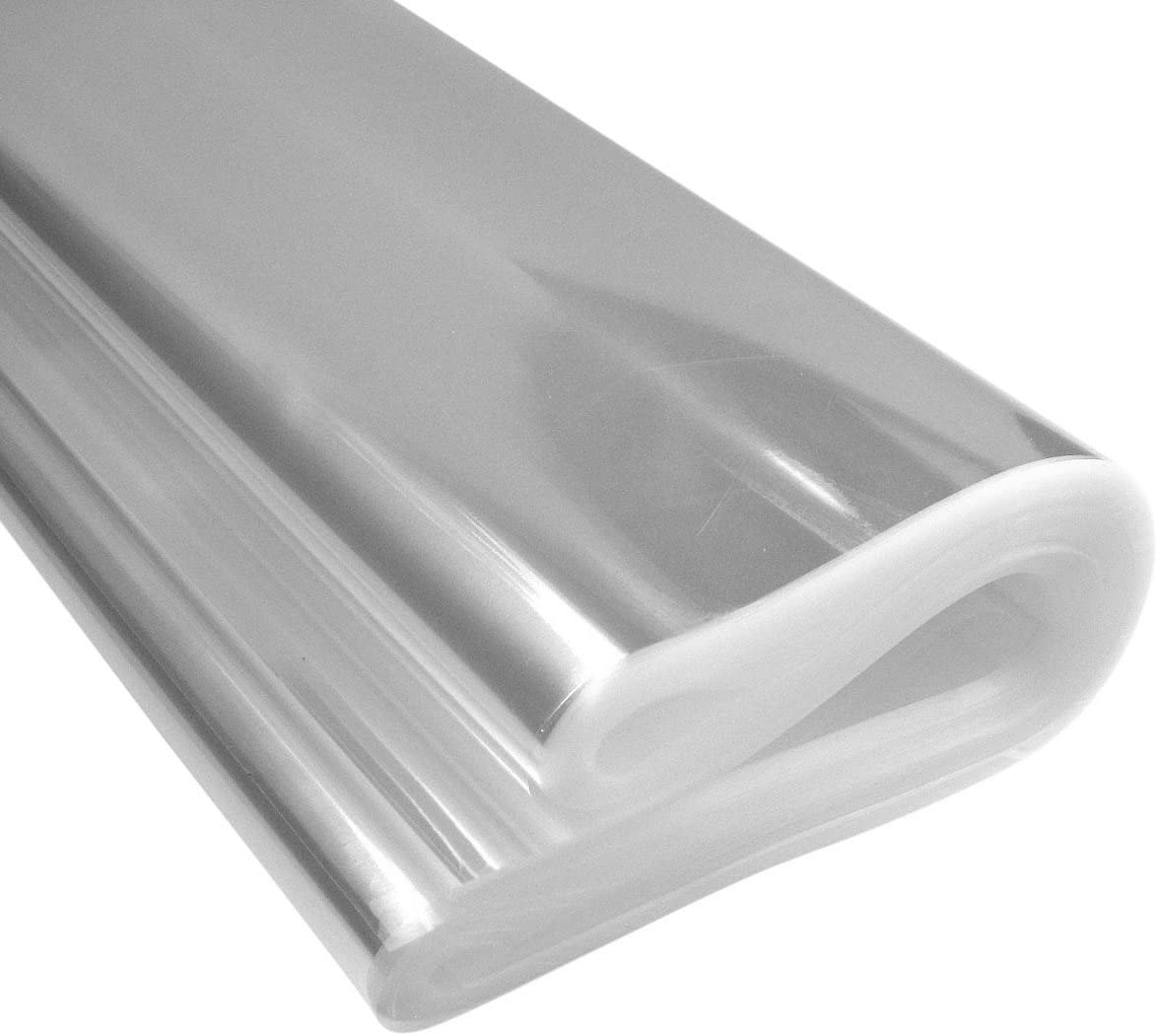 Temkin 1215C, 12x15-Inch Clear Cellophane Sheets, Wrap Take Out Disposable Catering Sheets (50)