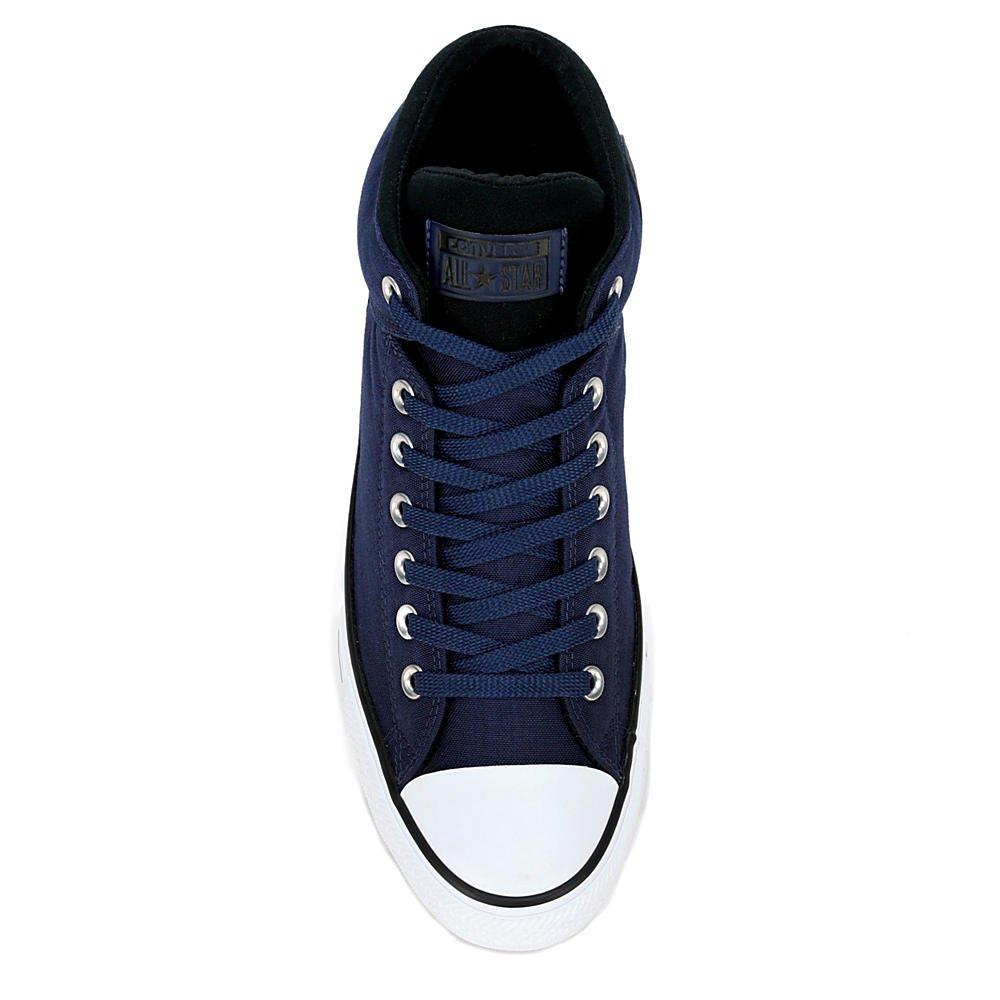2bf41e9ce1d0 Converse Men s Street Tonal Canvas High Top Sneaker