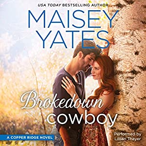 Brokedown Cowboy Audiobook