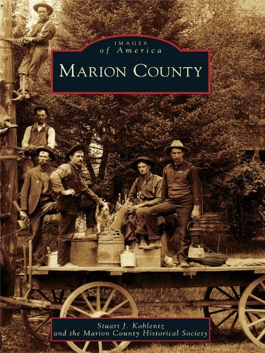 Marion County (Images of America) - Ohio State Historic Football