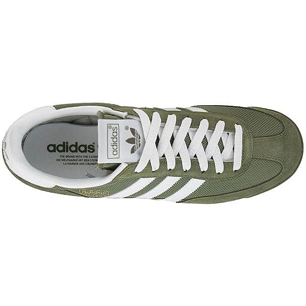 Adidas Dragon vede militare
