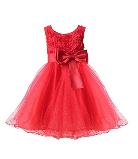 0685fed80 Live It Style It Girls Flower Formal Wedding Bridesmaid Party ...