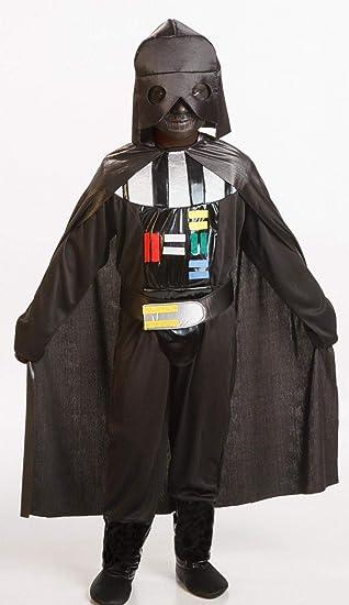 Disfraz, Star Wars, Darth Vader. Incluye: Mono, Capa, Cinturón y ...