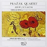 Leos Janacek: String Quartet No. 1 ''Kreutzer Sonata'' / String Quartet No. 2 ''Intimate Letters'' / Violin Sonata - Prazak Quartet / Vaclav Remes / Sachiko Kayahara