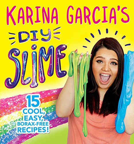 Channel 4 Halloween Recipes (Karina Garcia's DIY Slime)